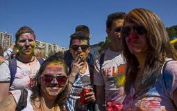 Holi Barcelona 2015