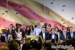 Municipals 2015: Inici de campanya de Xavier Trias