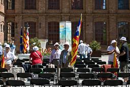 Municipals 2015: acte central de CIU a Barcelona