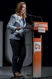 Municipals 2015: acte central de Ciutadans a Barcelona