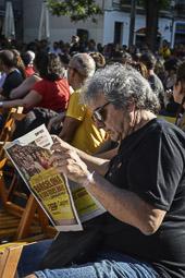 Municipals 2015: acte central de Capgirem Barcelona