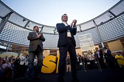 Municipals 2015: acte final d'ERC a Barcelona