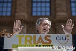 Municipals 2015 a Barcelona Acte central de CIU. </br>Foto: Carles Palacio