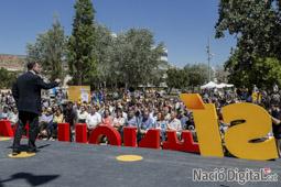 Municipals 2015 a Barcelona Acte central d'ERC.</br>Foto: Adrià Costa