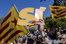 Municipals 2015 a Barcelona Acte central d'ERC. </br>Foto: Adrià Costa