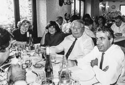 El vell àlbum d'imatges dels temps feliços de Convergència i Unió Macià Alavedra i Moner, el conseller més poderós?