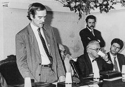 El vell àlbum d'imatges dels temps feliços de Convergència i Unió Xavier Trias, conseller, diputat i alcalde de Barcelona.