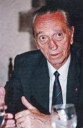 El vell àlbum d'imatges dels temps feliços de Convergència i Unió El president del Parlament de Catalunya i conseller de Justícia, Joaquim Xicoy (1925-2006)