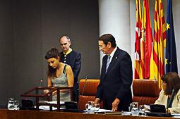 Constitució de la Diputació de Barcelona