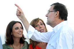 Presentació de García Albiol com a cap de llista del PP a les eleccions del 27 de setembre
