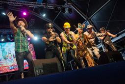 Les millors fotos de la setmana de Nació Digital Village People al  Festival Internacional de Música de Cambrils.</br> Foto: Josep Martí