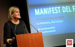 Acte del Manifest del Far a La Pedrera