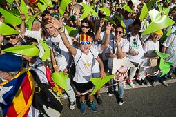 Diada Nacional 2015: Via Lliure a la República Catalana (V)