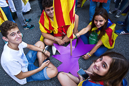 Diada Nacional 2015: Via Lliure a la República Catalana (I)
