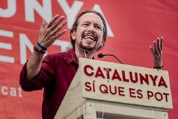 Eleccions 27-S: acte central de Catalunya Sí que es Pot a Sabadell