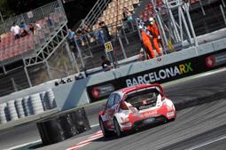 Barcelona FIA World RallyCross al Circuit de Catalunya