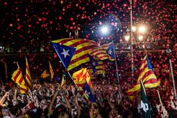 Eleccions 27-S: acte final de campanya de Junts pel Sí (I)