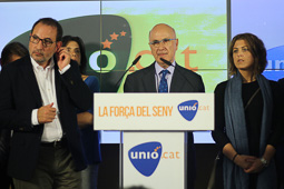 Eleccions 27-S: nit electoral d'Unió