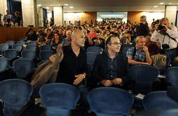 Conferència política de la CUP a l'UPF