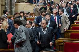 Debat d'investidura al Parlament de Catalunya (II)