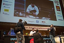 Fòrum Gastronòmic Girona 2015 Fòrum Gastronòmic Girona 2015
