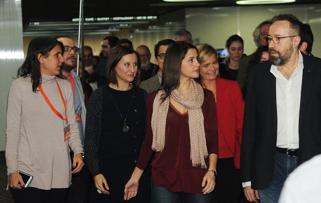 Eleccions 20-D: Inici campanya de Ciutadans
