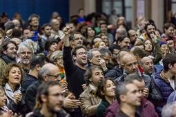 Eleccions 20-D: nit electoral d'En Comú Podem