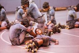 Les millors fotos de la setmana de Nació Digital <a href='http://www.naciodigital.cat/garrotxa/galeria/624/cpa/olot/coreografies/2016'> El CPA Olot presenta les coreografies del 2016 </a>.</br> Foto: Martí Albesa