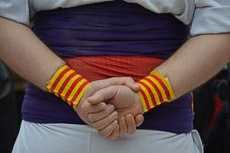 Les millors fotos de la setmana de Nació Digital <a href=http://www.naciodigital.cat/noticia/102030/13000/persones/participen/mostra/som/cultura/popular'>Unes 13.000 persones participen a la mostra «Som Cultura Popular»</a>. </br> Foto: Marina Bou