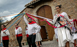 Les millors fotos de la setmana de Nació Digital <a href='http://www.naciodigital.cat/manresa/galeria/1564/pagina1/caramelles/castellbell/vilar/2016'>Caramelles de Castellbell i el Vilar.</a></br> Foto: Àlex Gómez