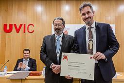 Les millors fotos de la setmana de Nació Digital <a href='http://www.naciodigital.cat/noticia/105926/martin/dougiamas/creador/moodle/doctor/honoris/causa/universitat/vic'>Martin Dougiamas esdevé el sisè Doctor Honoris Causa de la UVic-UCC.</a></br> Foto: Adrià Costa