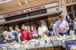Sant Jordi 2017 <p>Tarragona. Foto: Jordi Jon Pardo</p>