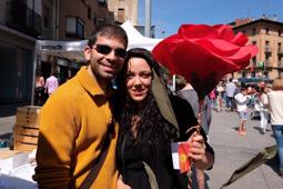 Sant Jordi 2017 <p>Vic. Foto: Josep M. Montaner</p>