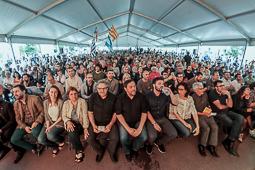 Eleccions26-J: acte central d'ERC a Sabadell