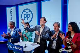 Eleccions 26-J: acte del PP a Lleida