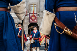 Diada Nacional 2016: matí a Barcelona