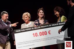 Les millors fotos de la setmana de Nació Digital Maria Rodés guanya el Premi Puig-Porret 2016 amb «Eclíptica». Foto: Adrià Costa