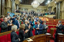 El Parlament declara la Independència