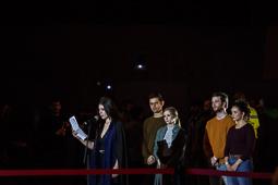 Concert per a les Persones Refugiades <p>Foto: Anna Achon / Casa nostra, casa vostra </p>