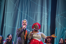 Concert per a les Persones Refugiades <p>Foto: Anna Achon / Casa nostra, casa vostra</p>