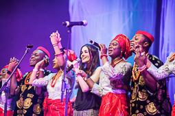 Concert per a les Persones Refugiades <p>Foto: Edu Ponces / Casa nostra, casa vostra</p>