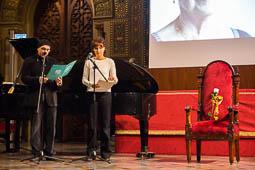 Homenatge de Junts pel Sí a Muriel Casals