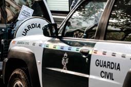 La Guàrdia Civil entra al Departament d'Economia