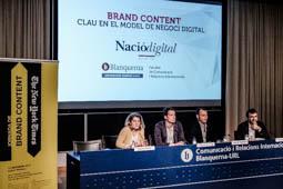 Jornada de «brand content» de NacióDigital i Blanquerna