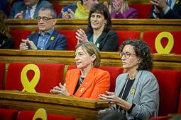 Constitució del Parlament de Catalunya