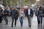 #25N: Sánchez-Camacho i Feijóo al Centre Gallec de Barcelona
