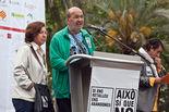 Acte en defensa del dret al treball de les persones amb discapacitat