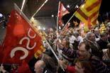 28N: Zapatero dóna suport a Montilla a l'acte del PSC a Viladecans
