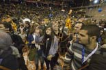28N: míting final de campanya de CIU al Palau Sant Jordi