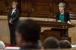 Aprovació de la Llei de Consultes al Parlament de Catalunya
